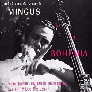Mingus At The Bohemia album cover