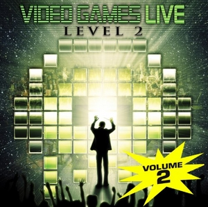 Video Games Live: Level 2 album cover