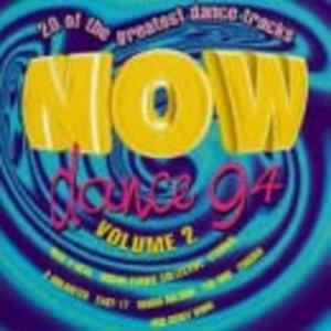 Now Dance 94 Vol.2 album cover