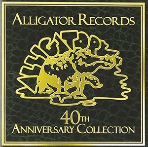 Alligator Records 40th Anniversary Collection album cover
