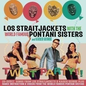 Twist Party!!! album cover