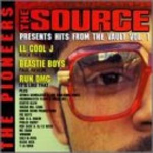 The Source Presents Hits From The Vault Vol.1: The Pioneers album cover
