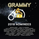 2018 Grammy Nominees album cover