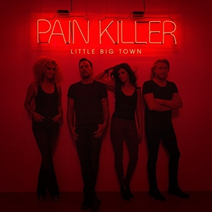 Pain Killer album cover