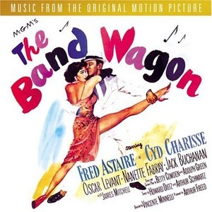 The Band Wagon: Music From The Original Motion Picture album cover