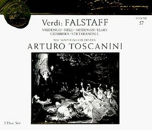 Verdi-Falstaff album cover