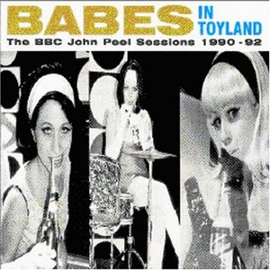 The BBC John Peel Sessions 1990-92 album cover