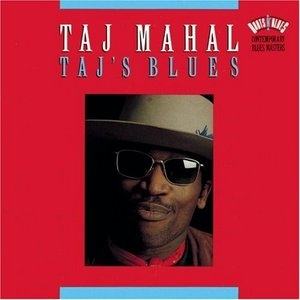 Taj's Blues album cover