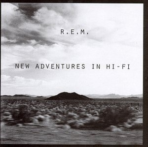 New Adventures In Hi-Fi album cover