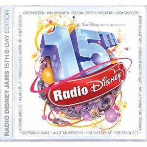 Radio Disney Jams 15th B-Day Edition album cover
