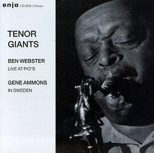 Tenor Giants (Live) album cover