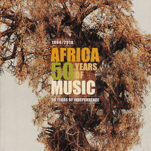 Africa: 50 Years Of Music album cover