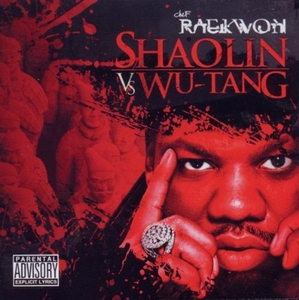 Shaolin Vs. Wu-Tang album cover