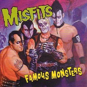 Famous Monsters album cover