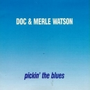 Pickin' The Blues album cover