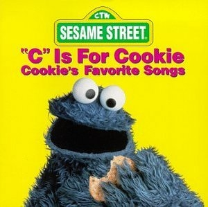 C Is For Cookie album cover