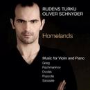 Homelands: Music For Viol... album cover