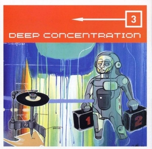 Deep Concentration 3 album cover