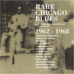 Rare Chicago Blues album cover