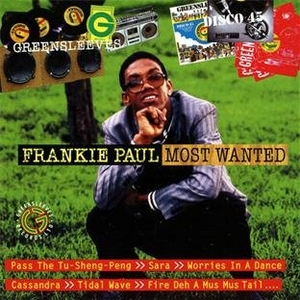 Most Wanted album cover