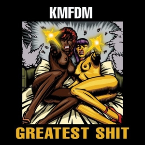 Greatest Shit album cover
