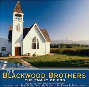 The Blackwood Brothers: The Family Of God album cover