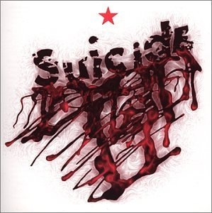 Suicide (First Album) album cover