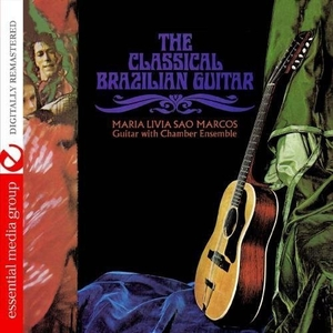 The Classical Brazilian Guitar (Remastered) album cover