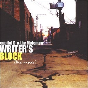 Writer's Block (The Movie) album cover