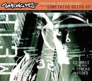 (Crack It) Something Going On  (Single) album cover