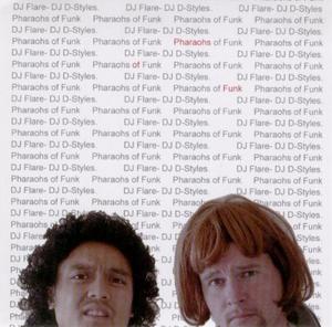 Pharaohs Of Funk album cover