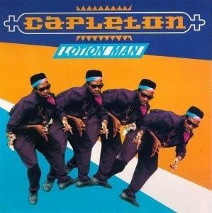 Lotion Man album cover