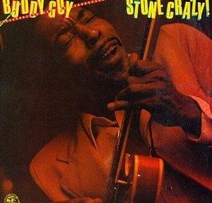 Stone Crazy (Alligator) album cover