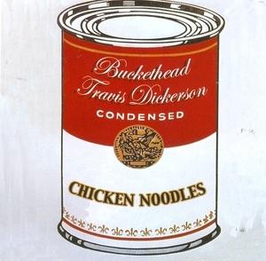 Chicken Noodles album cover