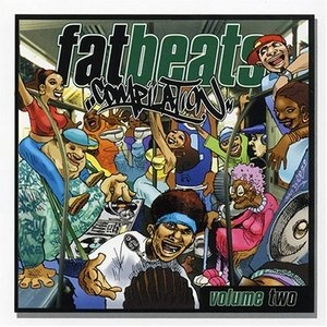 Fat Beats Compilation Vol.2 album cover