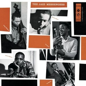 The Jazz Messengers album cover