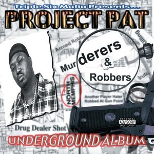 Murderers And Robbers album cover