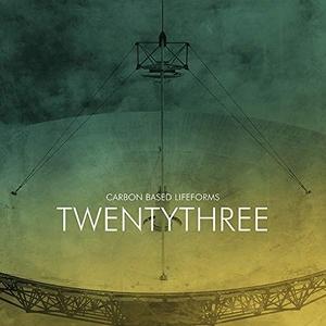 Twentythree album cover