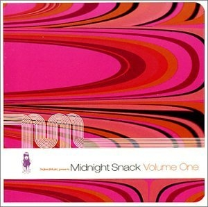 Naked Music Presents: Midnight Snack Vol.1 album cover