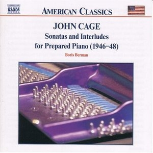 Cage: Sonatas And Interludes For Prepared Piano album cover