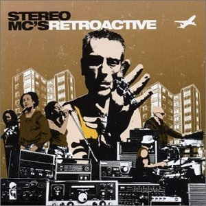 Retroactive album cover