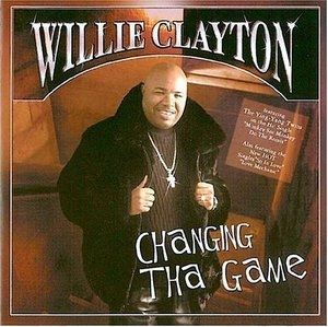 Changing Tha Game album cover