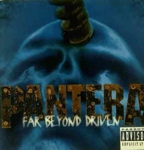 Far Beyond Driven album cover