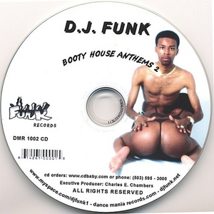 Booty House Anthems, Vol. 2 album cover