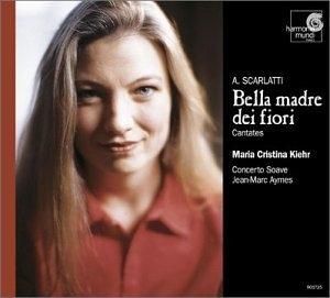 Alessandro Scarlatti: Bella Madre Dei Fiori album cover