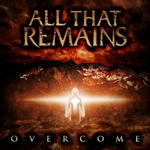 Overcome album cover