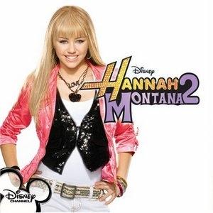 Hannah Montana 2: Meet Miley Cyrus album cover