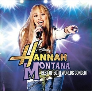 Best Of Both Worlds Concert album cover