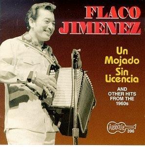 Un Mojado Sin Licencia album cover