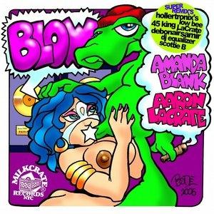 Blow Remix EP album cover